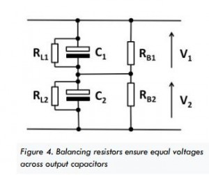 resistors power supply 2