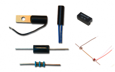 Wirewound Temperature Sensing